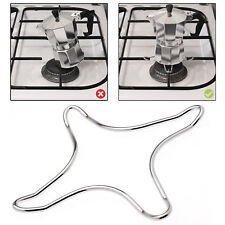 AMOS Gas Ring Trivet Reducer Stove Top Hob Cooker Heat Coffee Pots Makers Pans