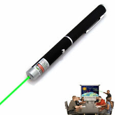 500Miles Astronomy Green Laser Pointer Pen Mini 532nm Visible Beam Pet Toy Aaa