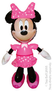 Disney Minnie Mouse Inflatable Character 49cm