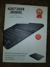 Logitech Ultrathin Magnetic Clip-on Keyboard Cover For Apple iPad Air (Space Gre