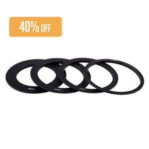 Haida Metal Adapter Ring for 83-Series Square Filter from 58mm