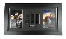 HARRY POTTER Movie Memorabilia Original Deathly Hallows Film Cells Framed Gifts