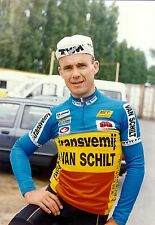 Cyclisme, ciclismo, wielrennen, radsport, PERSFOTO'S TRANSVEMIJ 1987