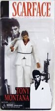 "Scarface Tony Montana White Suit 7"" Action Figure NECA Reel Toys"