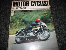 VINTAGE MOTOR CYCLIST ILLUSTRATED MAGAZINE - May 1969