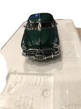New Listing1951 Hudson Hornet Franklin Mint 1:24 scale with original box!