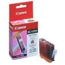 Cartuchos de tinta recargables magentas para impresora Canon