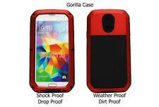 Étuis, housses et coques etuis, pochettes rouges Samsung pour téléphone mobile et assistant personnel (PDA)