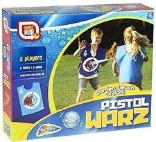Grafix Water Pistol Warz 2 Player Childrens Summer Fun Outdoor Game Gift Toy