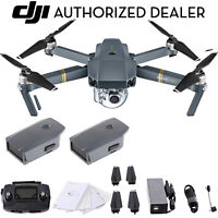 DJI Mavic Pro 4K Quadcopter with 2 Batteries and DJI Warranty