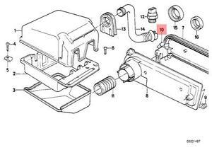 Genuine BMW E31 E32 E34 Coupe Sedan Wagon Heater Blower OEM 12901720343