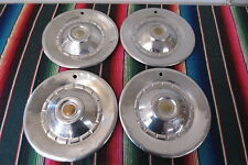 Vintage 1950's 1960's Chrysler Dodge Plymouth Hubcaps Wheel Covers Hub Caps 15""