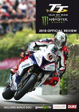 TT 2018 Official Review  (2 Disc) DVD NEW