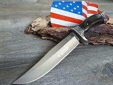 PREMIUM-USA Jagdmesser Messer Knife Bowie  Coltello Cuchillo Couteau Hunting