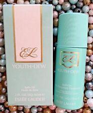 ESTEE LAUDER Youth Dew BATH OIL OR Anti-Perspirant DEODORANT 2 2.5 OZ 60ml 75ml