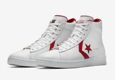 Converse Pro Leather Mid The Scoop, Men's Size 7.5, White, 161328C Think Dr.J