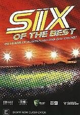 Six of The Best 25 Years of Australian One-Day Cricket Region 4 DVD in VG - Ex