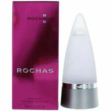 ROCHAS MAN PERFUME 3.3 MEN'S COLOGNE 3.4 OZ EDT SPRAY *NEW IN BOX