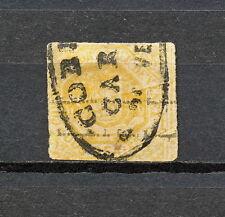 RZAB 036 VENEZUELA 1873 USED MICH 22  ''CONTRASENA - ESTAMPILLAS DE CORREO''