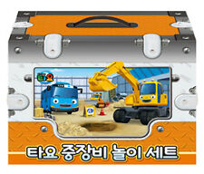 NEW Tayo the Little Bus Play Set Toy Mini Car Heavy Equipment Children Kids Gift