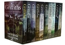 Dr Ruth Galloway Mysteries 10 Books Adult Collection Paperback By Elly Griffiths