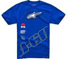 Alpinestars Read Out Tee (M) Royal Blue