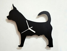 Chihuahua  Silhouette - Wall Clock