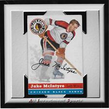 1954 Topps JAKE McINTYRE #43 VG-EX *tough hockey card for set* DD17