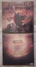 "Crimson Shadows ""Kings among men"" 2 LP vinyl NEW sealed"