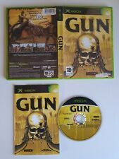 Gun Xbox Original (Disc in great condition)
