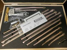 Spi 0 To 300mm Range 12 Rod Mechanical Depth Micrometer 14 288 5