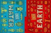 Under Earth, Under Water NEU Gebunden Buch  Aleksandra Mizielinski, Daniel Mizie