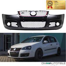 VW Golf 5 V Stoßstange Vorne Frontschürze+Wabengrill für GTI KOMPLETT mit ABE*