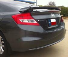 2012-2015 Painted Honda Civic Coupe Custom 2-Post Spoiler