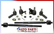 TOYOTA COROLLA BALL JOINTS INNER OUTER TIE RODS RACK ENDS 96 97 98 99 00 01 02