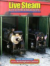 Live Steam & Outdoor Railroading V46 N 5 September/October 2012