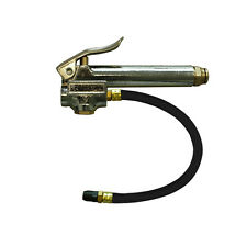 Tire Inflator Tf3000 w/Straight-in Tapered Chuck T46 Steel Braided Hose Tf3146W