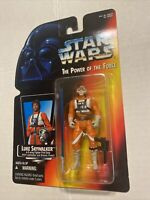 Star Wars The Power of the Force Luke Skywalker in X-Wing Fighter Pilot Gear