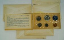 Lot of 5 US Treasury Department 1965 Special Mint Sets #2