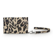 All For Color Classic Leopard Smart Phone Wristlet