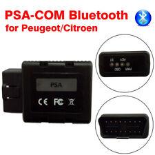 PSA COM Bluetooth OBD2 Diagnostic Scan & Programming Tools for Peugeot/ Citroen