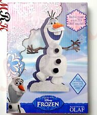 BUILD YOUR OWN 3D OLAF MODEL ARMS FROZEN FUN KIDS