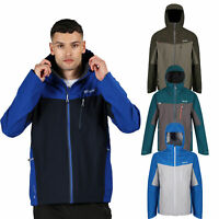 Regatta Birchdale Mens Lightweight Breathable Hooded Waterproof  Jacket RRP £100