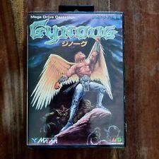 Gynoug (1991, Sega Mega Drive, Jap) - REPRO