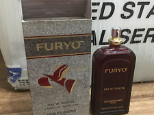Men Perfume edt Spray FURYO JACQUES BOGART VINTAGE 100ML 3.33fl.oz 3.4 oz homme