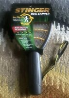 Hand Held Stinger Bug Zapper Racket Insect Electric Fly Swatter Mosquito Killer