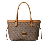 Guess Scandal Small Carryall Women's Handbag Brown NWT