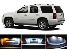 White License Plate / Tag 2825 LED light bulb for Chevrolet Chevy Tahoe (2Pcs)