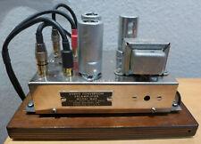 SHURE M 65 PHONO-RÖHRENVORVERSTÄRKER  - M3D, M7D, M33, M77, M44 - THORENS TD 124