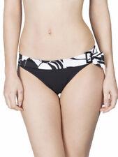 Abbigliamento nero fantasia nessuna fantasia per il mare e la piscina da donna taglia XL